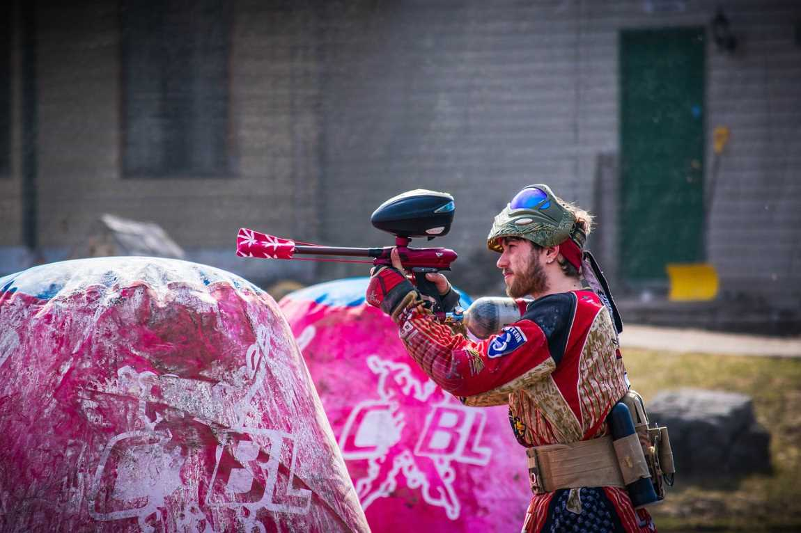 Essential Equipment For Playing Paintball