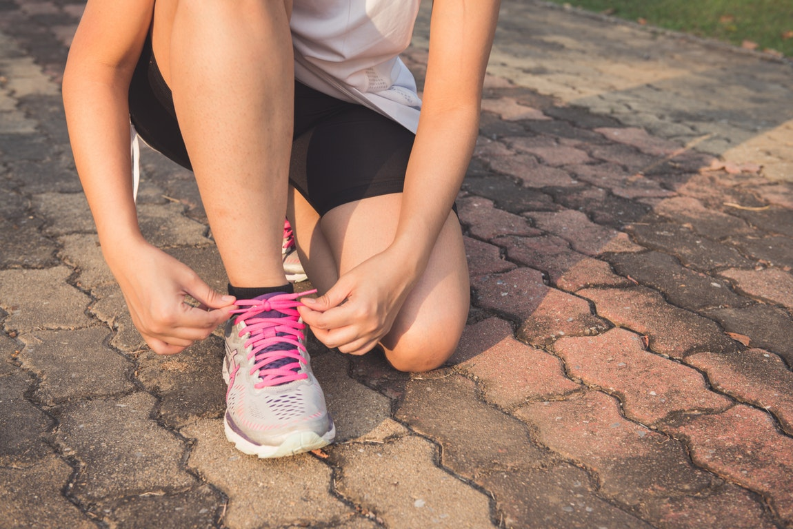 Four Advantages Of Wearing The Right Fitness Shoes