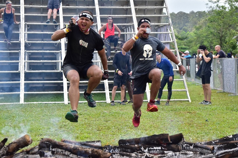 Taking Part in a Spartan Race? Make Sure Your Socks Are Up To The Challenge